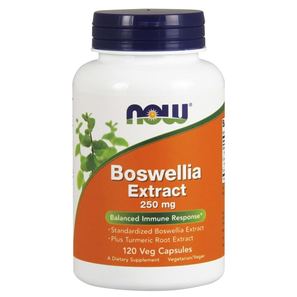Boswellia Extract 120 Caps by Now Foods