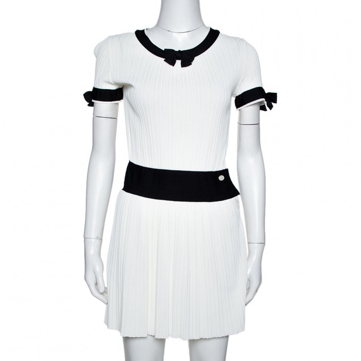 Chanel \N White dress for Women S International