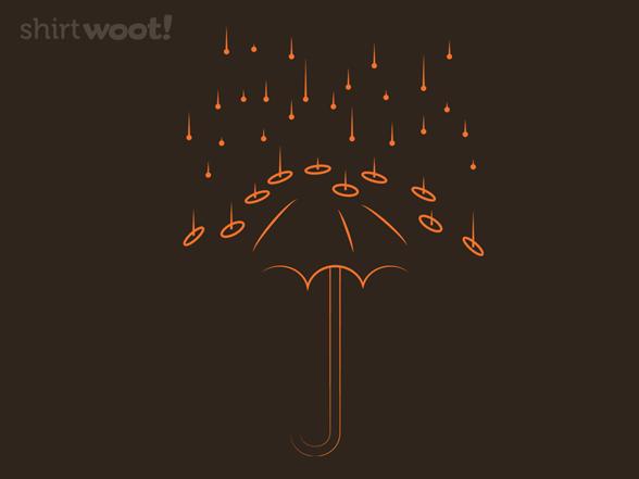 Do Heuristic Virus Shields Dream Of Electric Rain? T Shirt