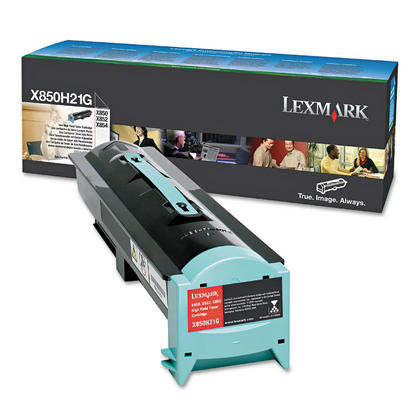 Lexmark X850H21G Original Black Toner Cartridge