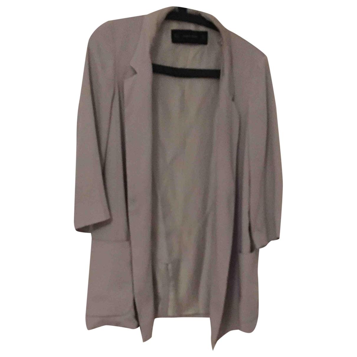 Zara \N Blue jacket for Women 34 FR