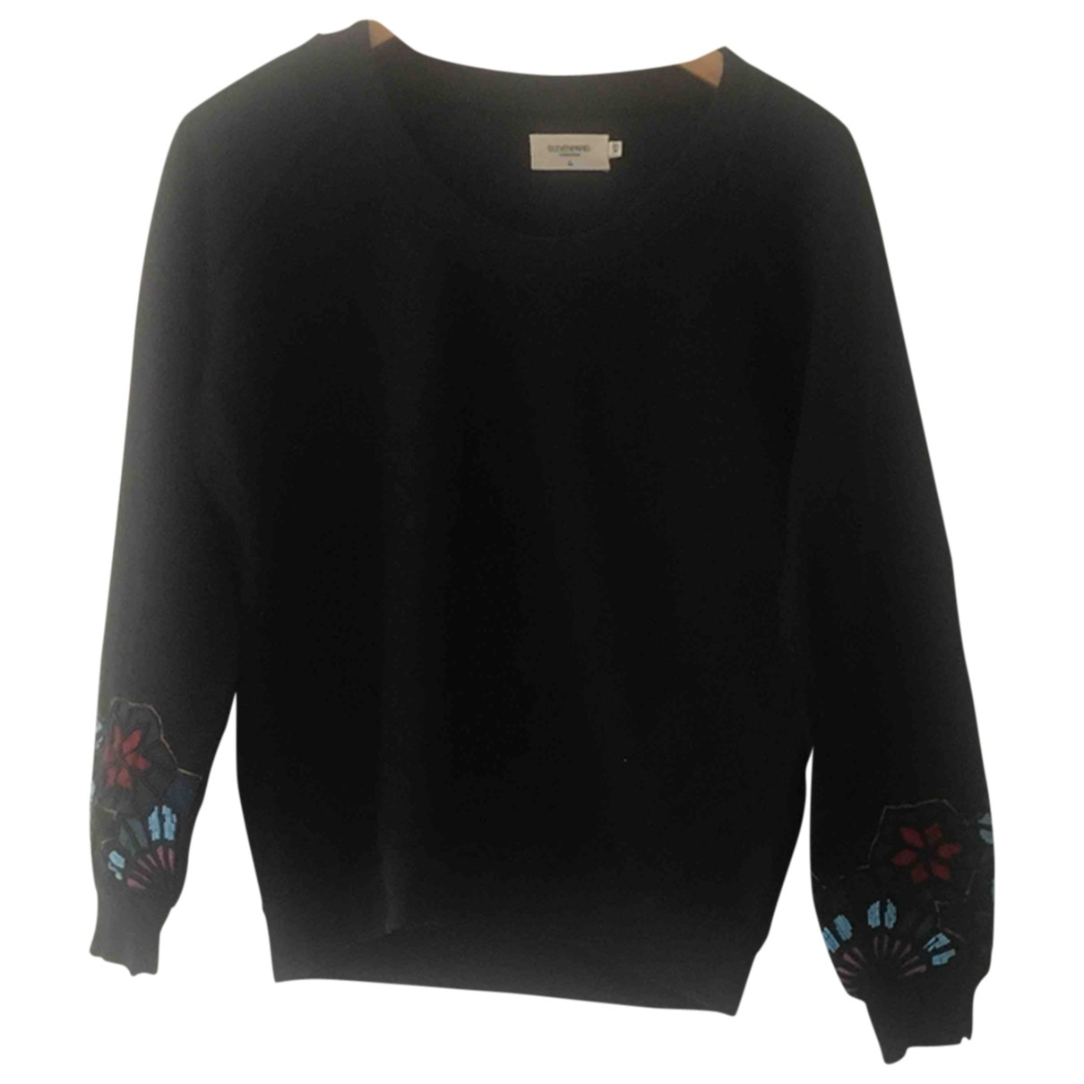 Eleven Paris \N Black Cotton Knitwear for Women 38 IT