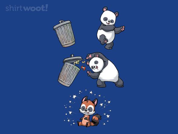 Trash Panda Fusion T Shirt