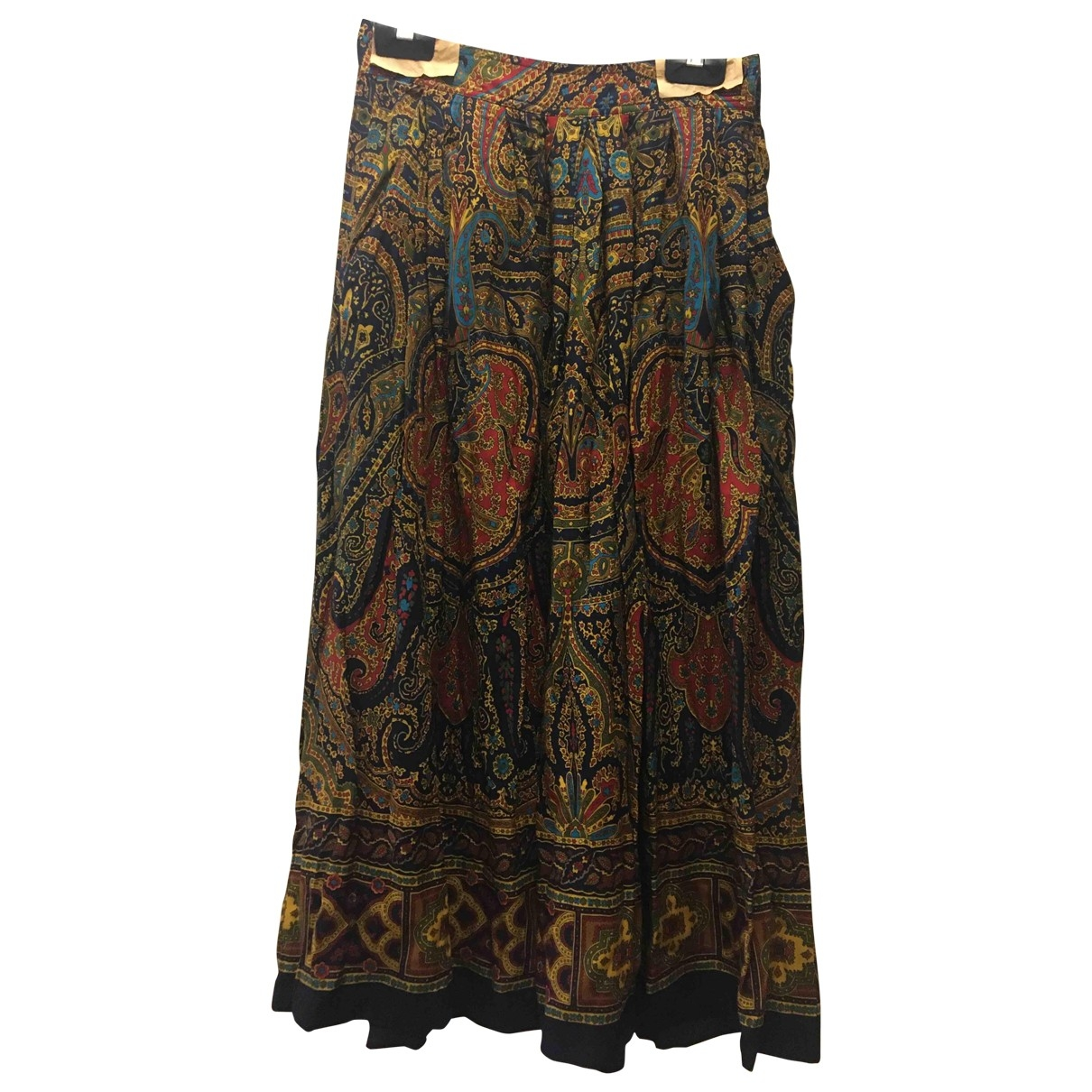 Non Signé / Unsigned \N Multicolour skirt for Women One Size 0-5