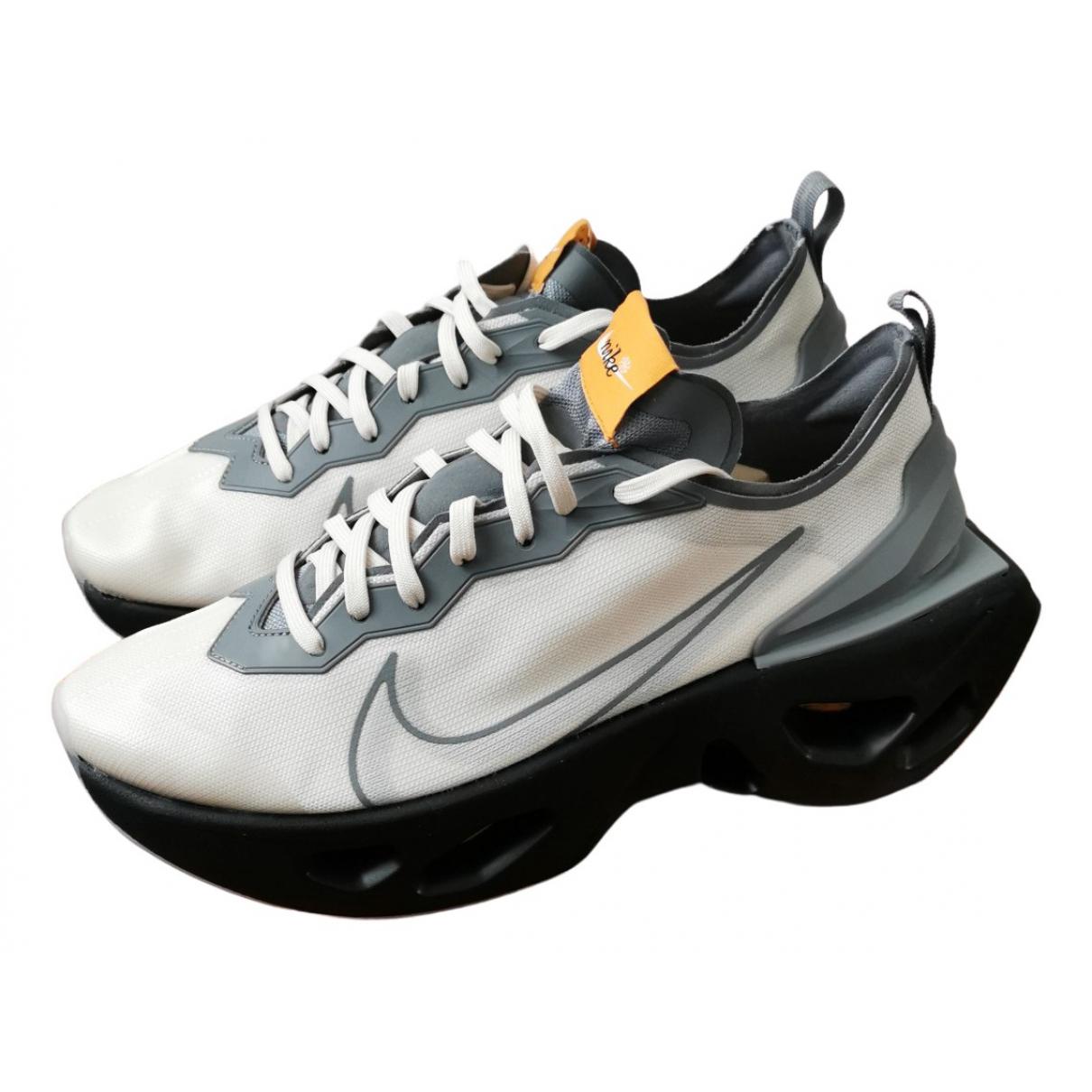 Nike Zoom X Vista Grind Sneakers in  Ecru Leinen