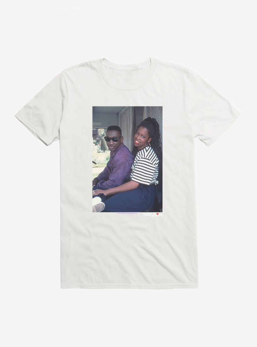 Poetic Justice Iesha And Chicago T-Shirt