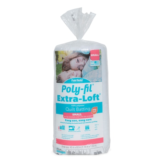 Poly-Fil® Extra-Loft® Batting, 45