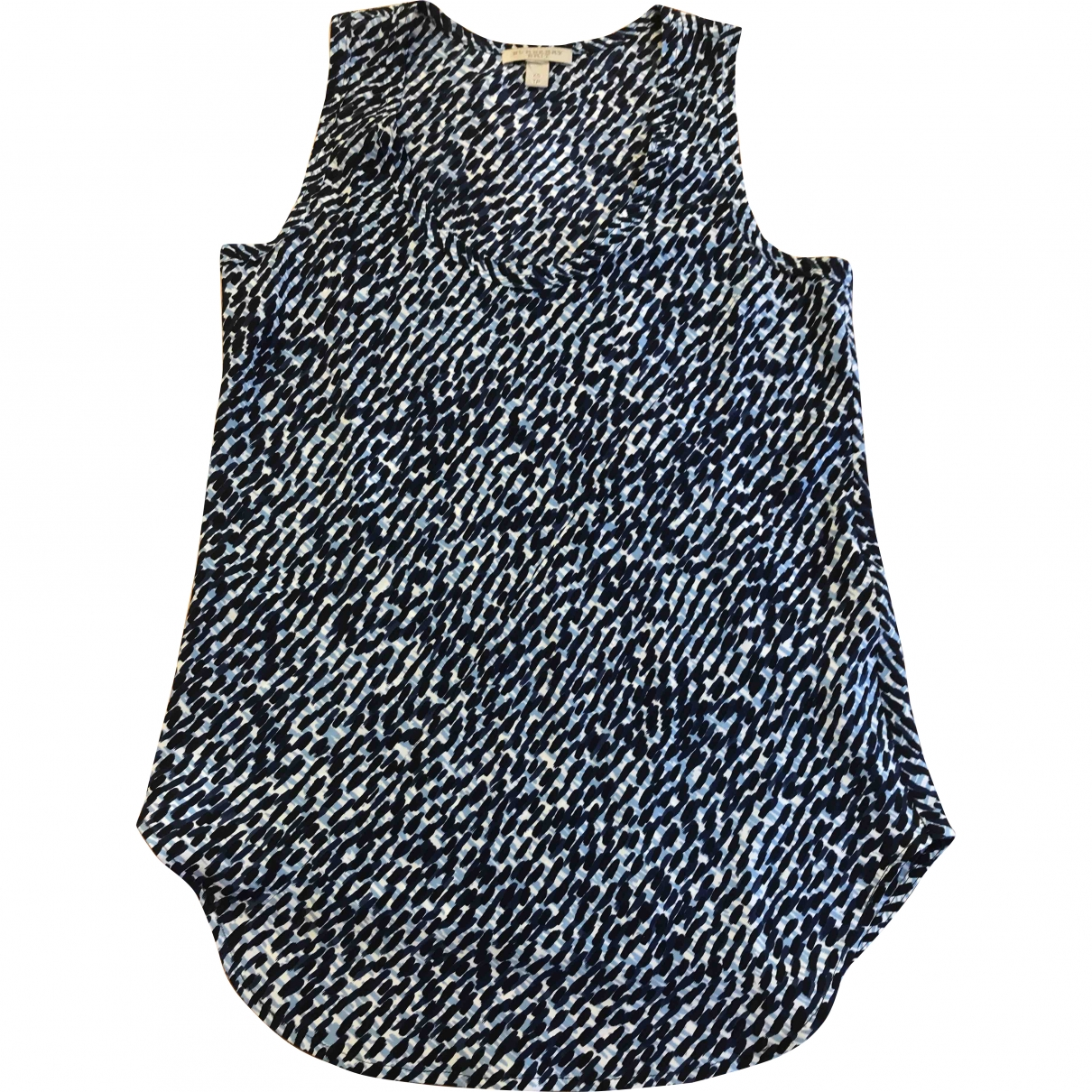 Burberry \N Multicolour Silk  top for Women XS International