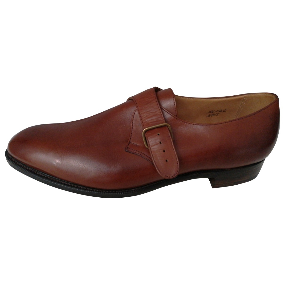 Edward Green \N Brown Leather Lace ups for Men 10.5 UK