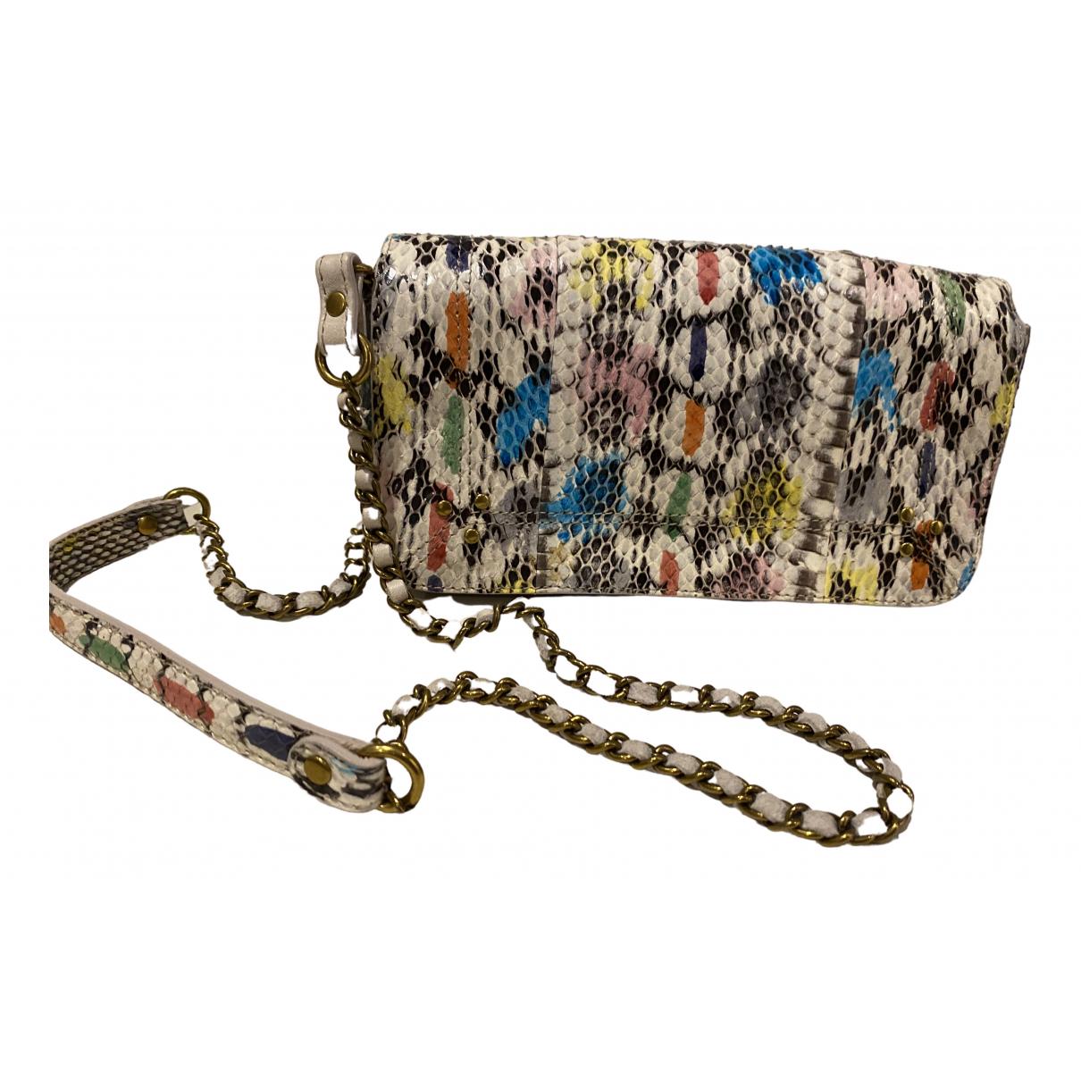 Jerome Dreyfuss Bobi Multicolour Leather handbag for Women \N