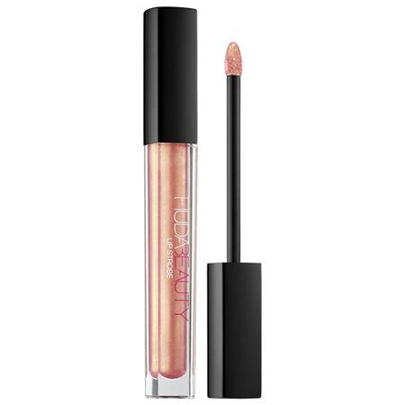 HUDA BEAUTY Lip Strobe Metallic Gloss, One Size , No Color Family