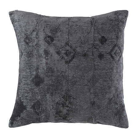 Signature Design by Ashley Oatman Square Throw Pillow, One Size , Blue