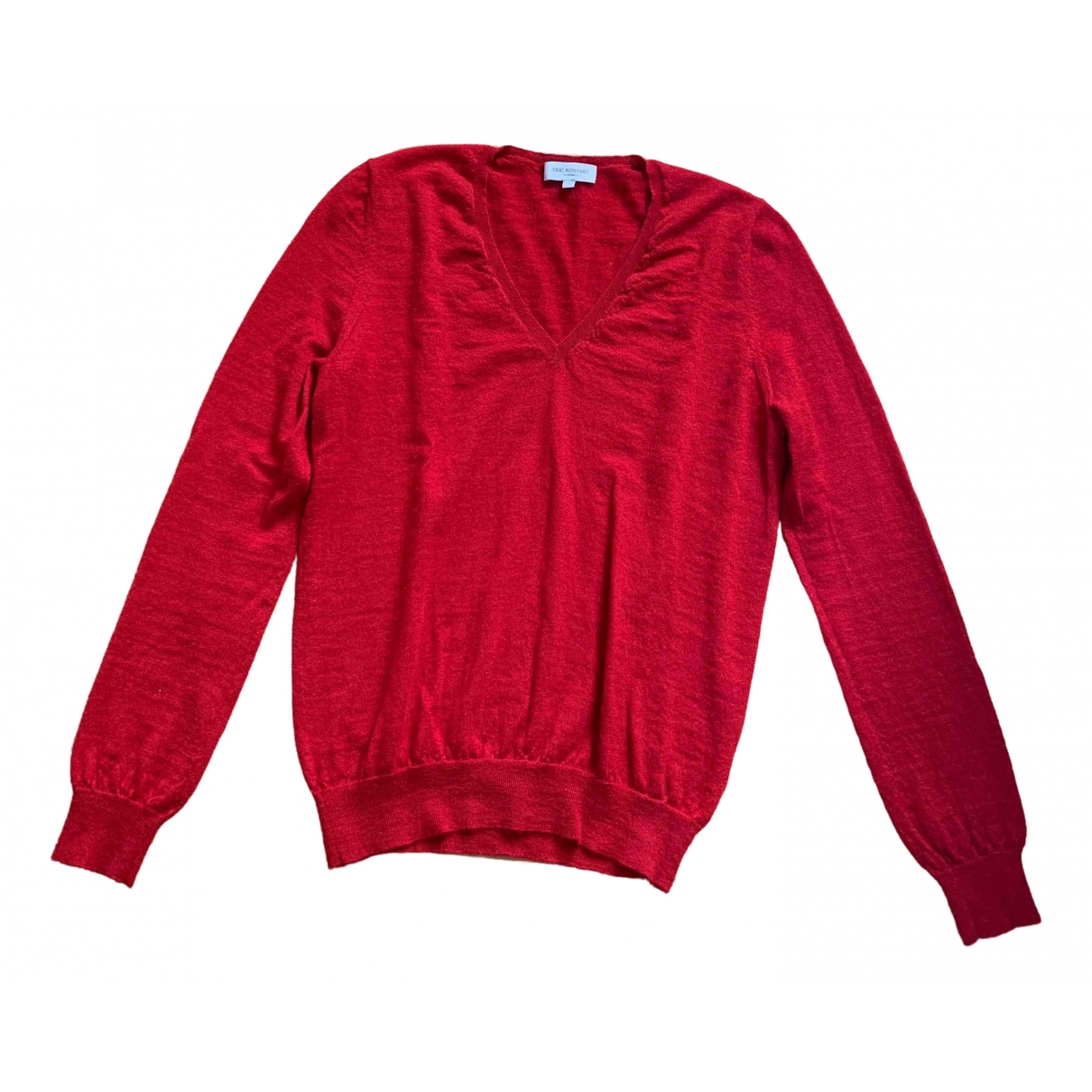 Eric Bompard \N Red Cashmere Knitwear for Women S International