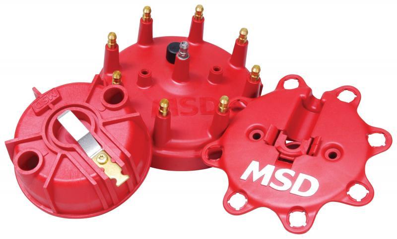 Cap/Rotor Kit; MSD Style; (PN 8408; PN 8423)