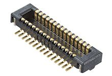 Molex , 55909, 80 Way, 2 Row, Vertical PCB Header (625)