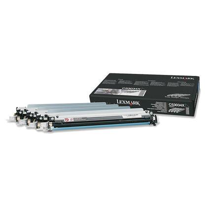 Lexmark C53034X photoconductrice originale noire - 4/paquet