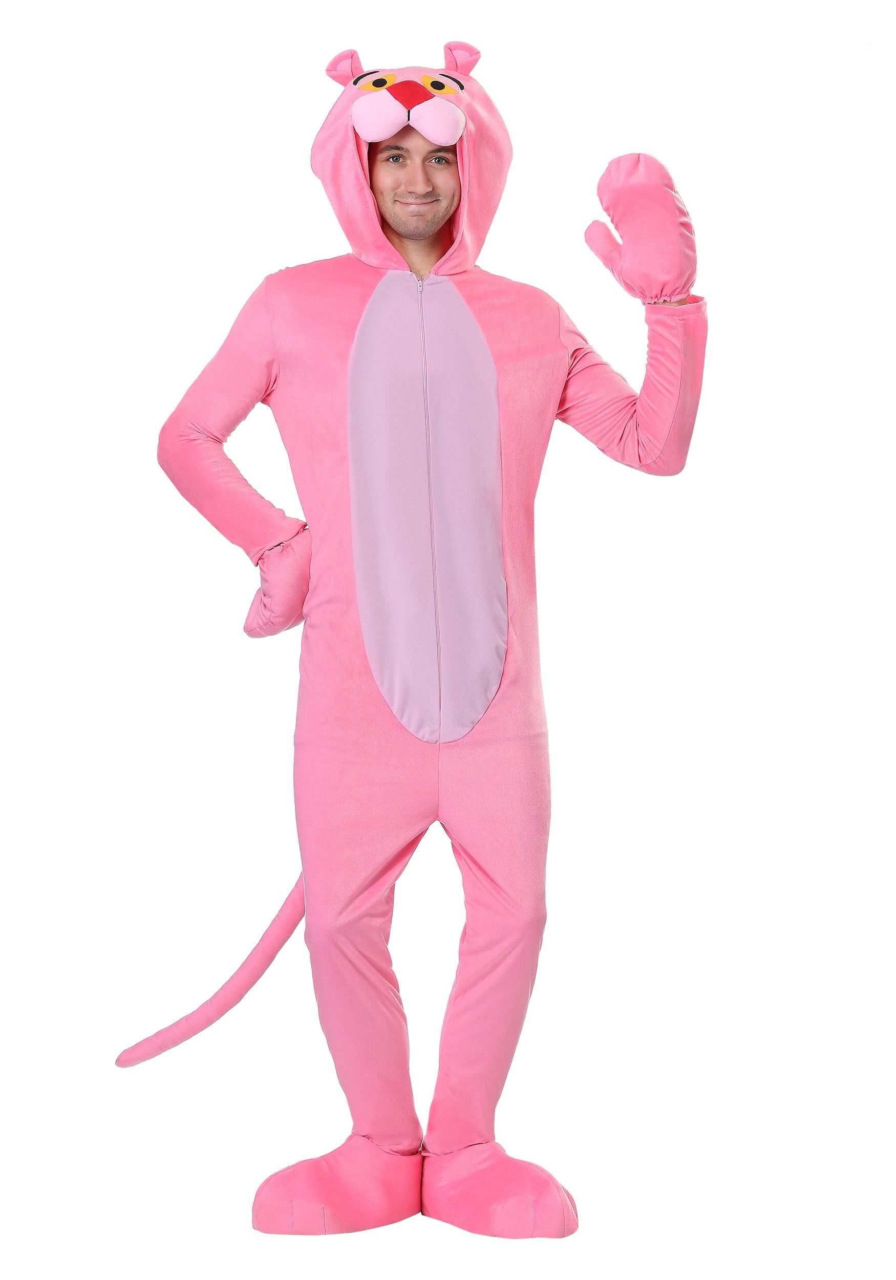 The Pink Panther Plus Size Adult Costume