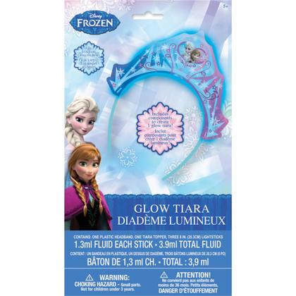 Frozen 1 Glow Tiara Pour la fête d'anniversaire