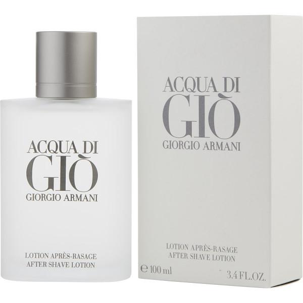 Giorgio Armani - Acqua Di Gio : After Shave Lotion 3.4 Oz / 100 ml