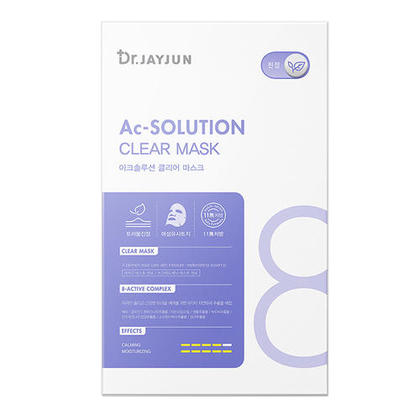 JAYJUN AC Solution Clear Mask 1Pc