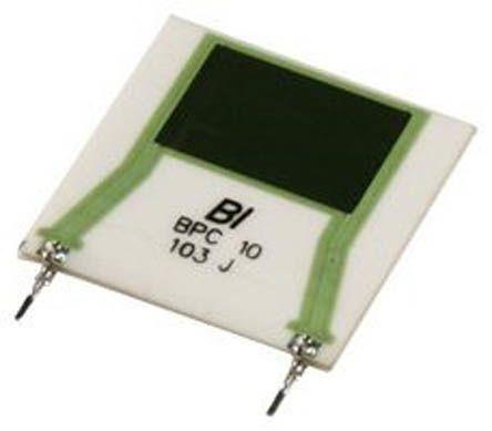 TT Electronics/BI 15Ω Thick Film Resistor 10W ±5% BPC10 150J (50)