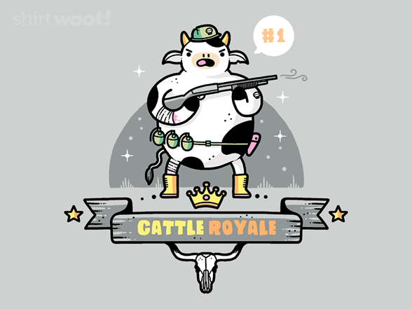 Cattle Royale T Shirt