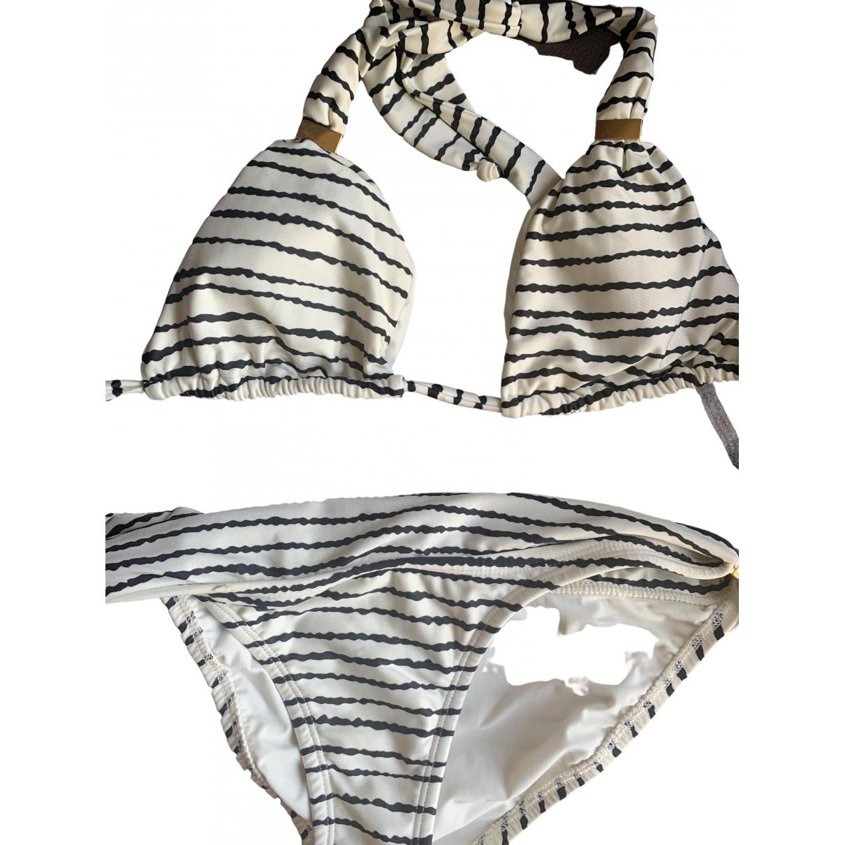 Vix Paula Hermanny \N White Swimwear for Women S International