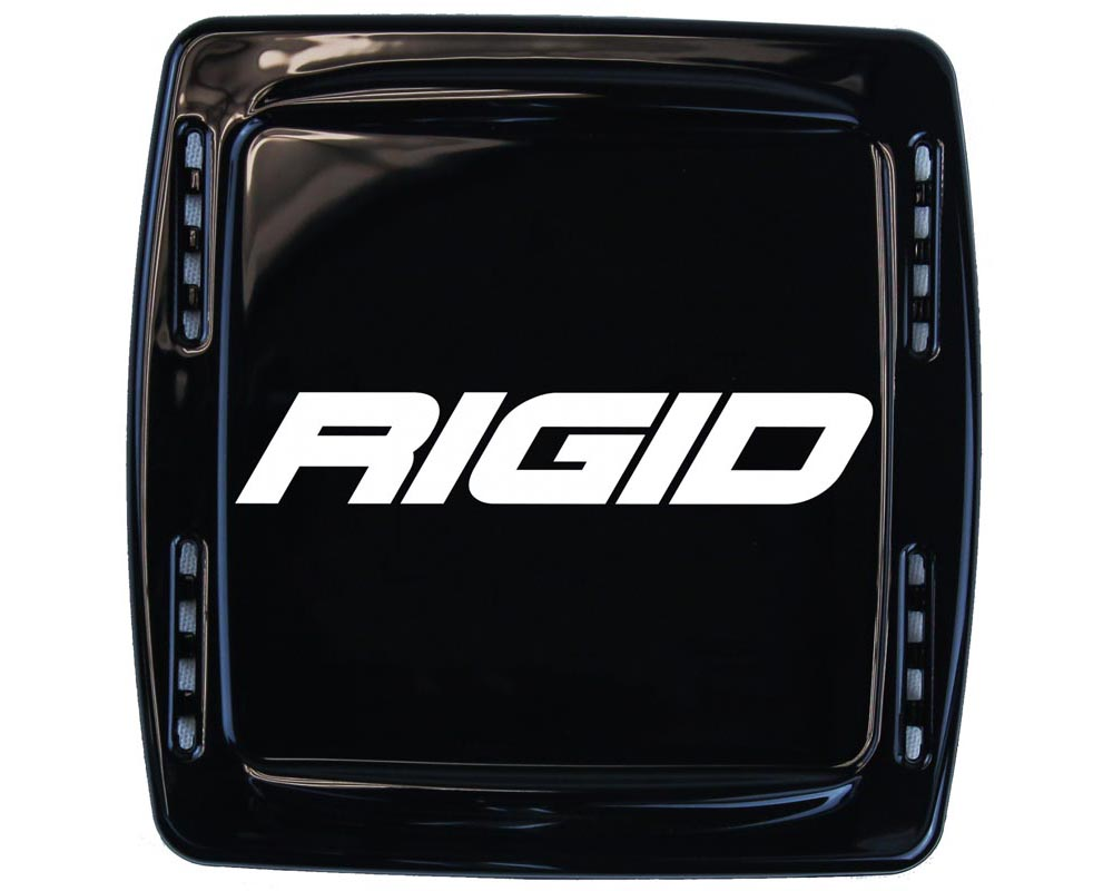 RIGID Industries Light Cover Black Q-Series Pro