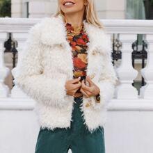 Horn Hutton Faux Fur Coat