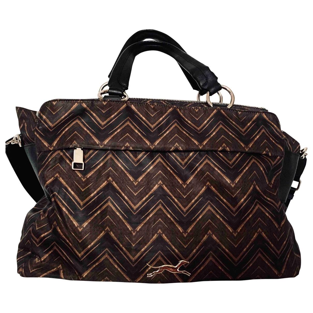 Bimba Y Lola \N Brown handbag for Women \N