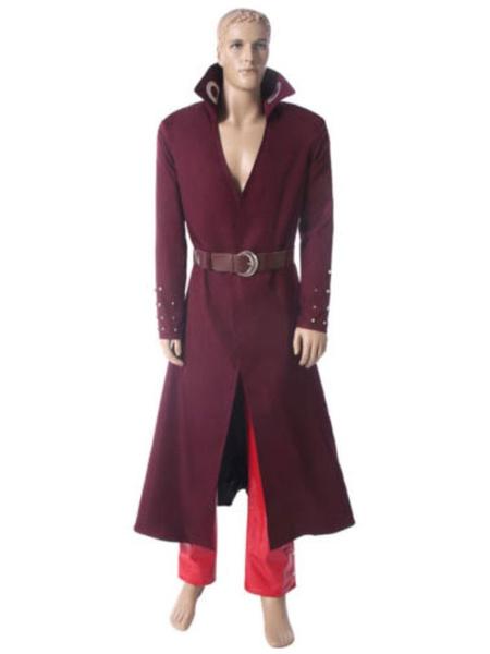 Milanoo The Seven Deadly Sins Cosplay Ban Cosplay Costume