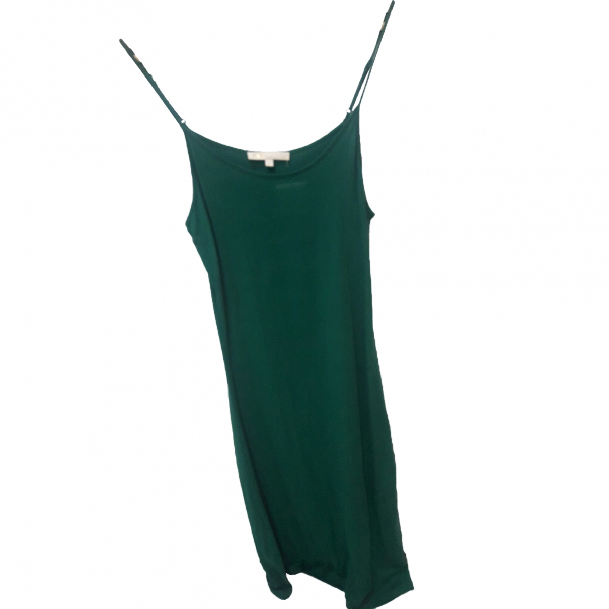 Maje \N Green dress for Women 38 FR