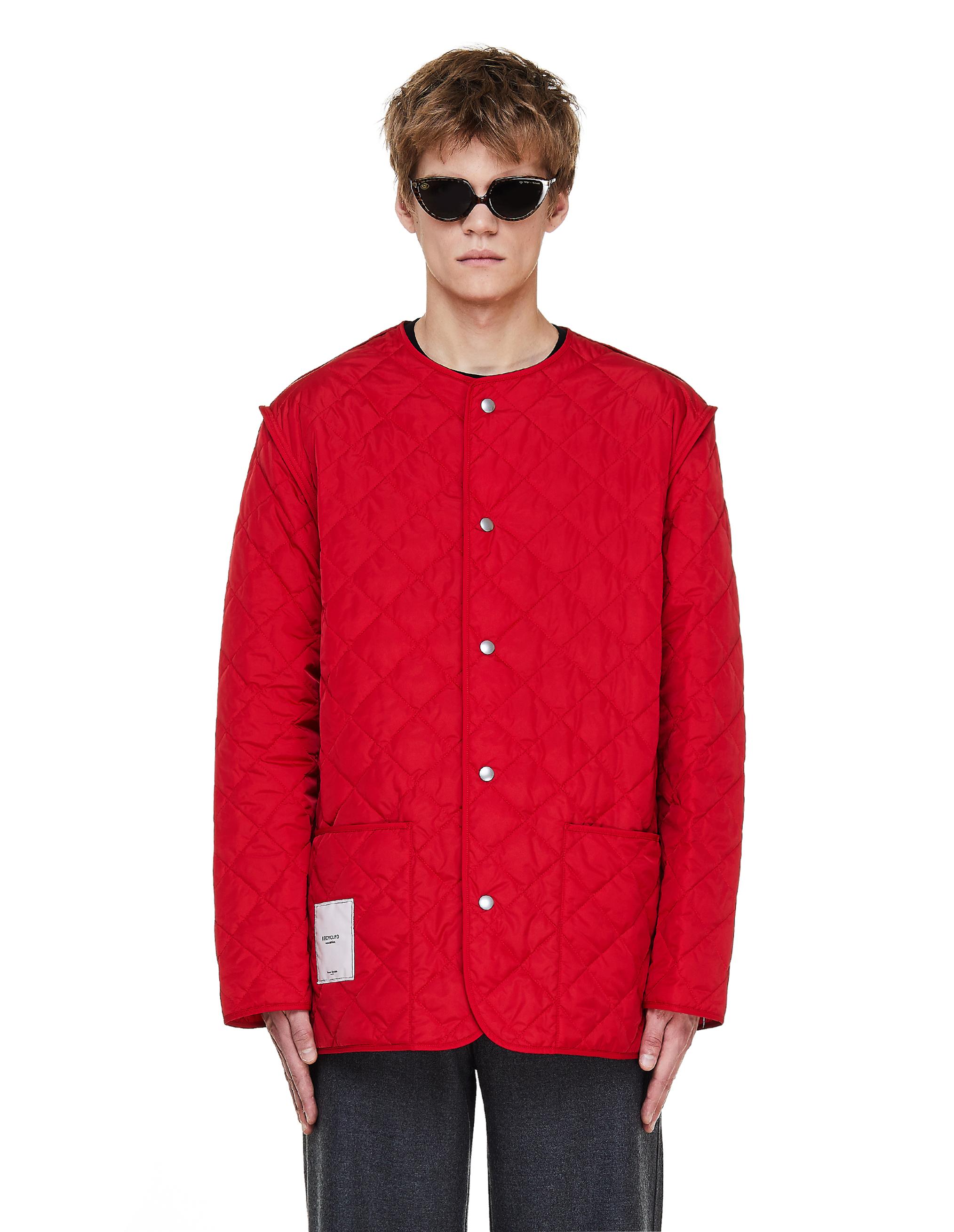 Maison Margiela Red Jacket