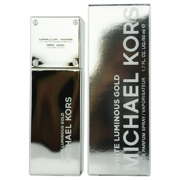 Michael Kors - White Luminous Gold : Eau de Parfum Spray 1.7 Oz / 50 ml