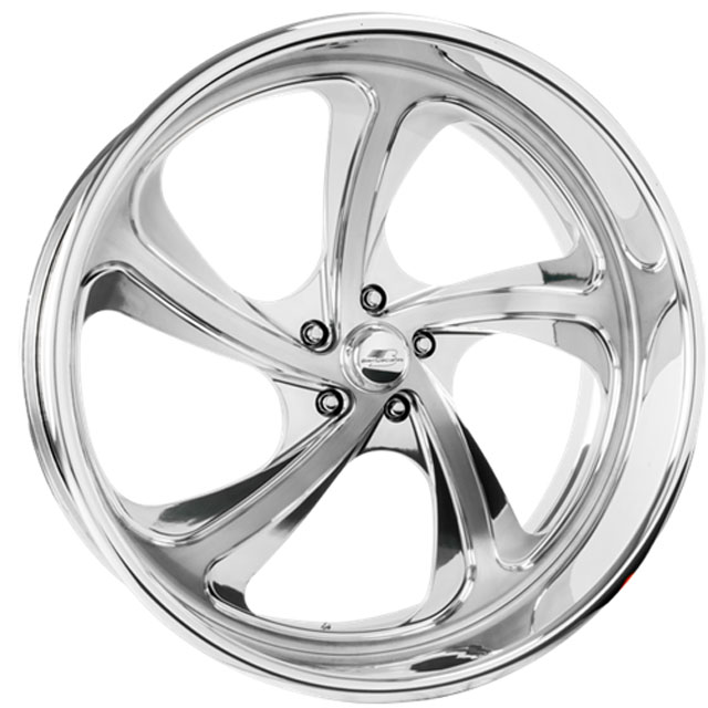 Billet Specialties SLG35244Custom Twist Wheel 24x14