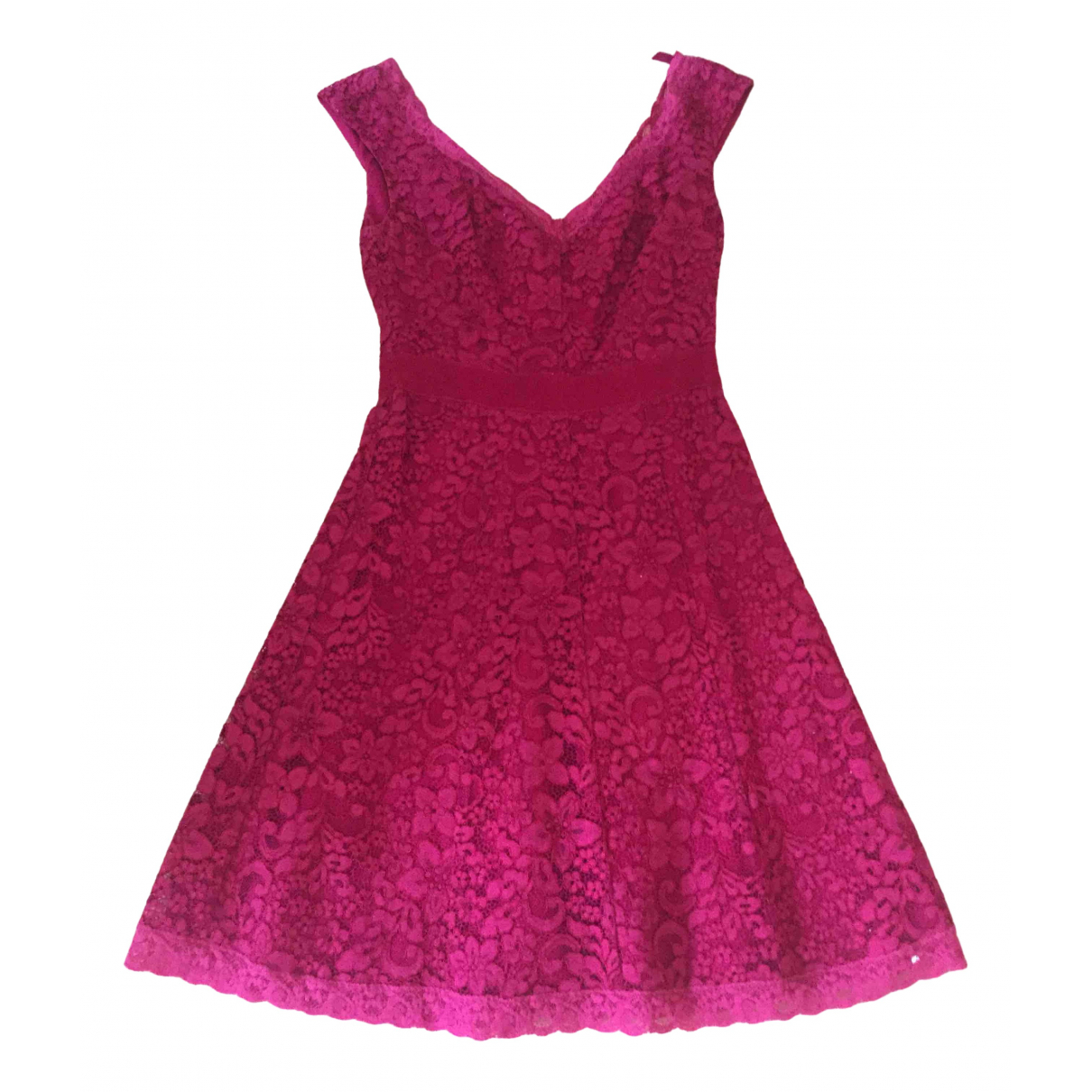 Liu.jo \N Pink Lace dress for Women 40 IT