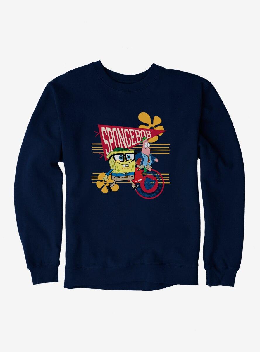 SpongeBob SquarePants Academic Stroll Sweatshirt