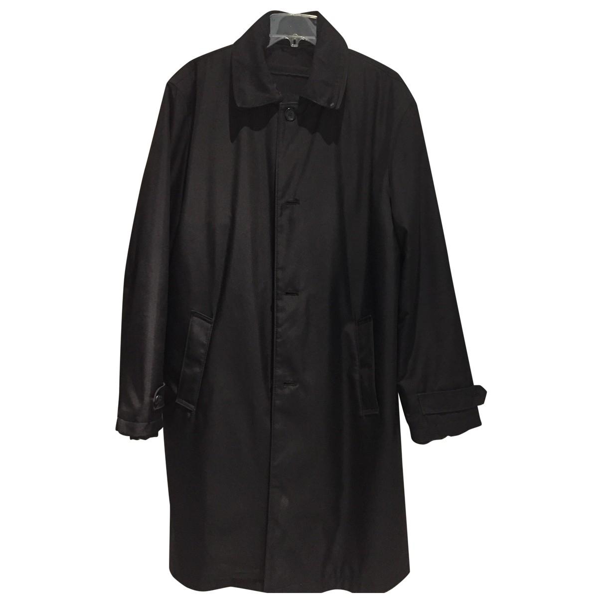 Carven \N Black coat  for Men L International