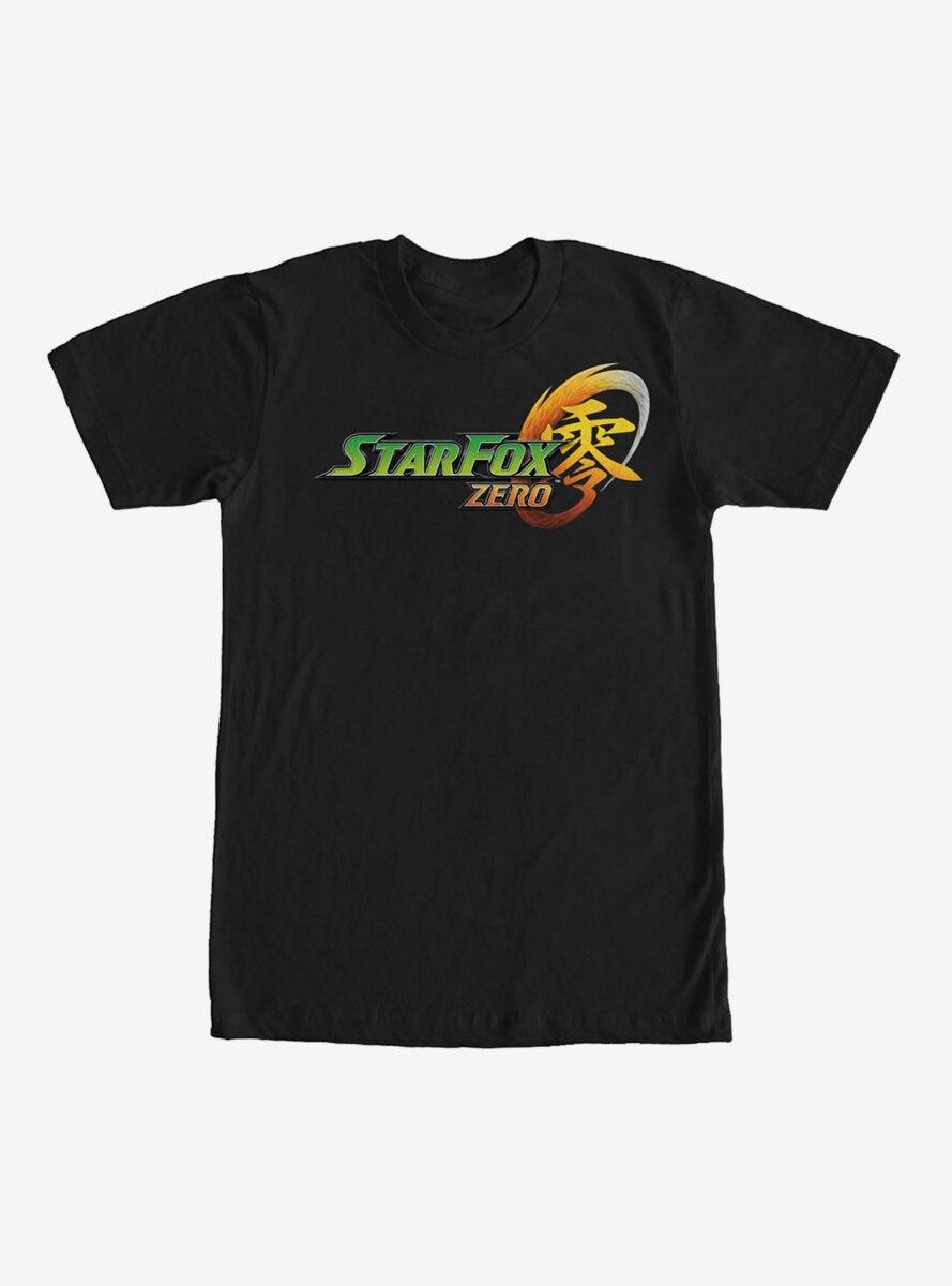 Nintendo Star Fox Zero Logo T-Shirt