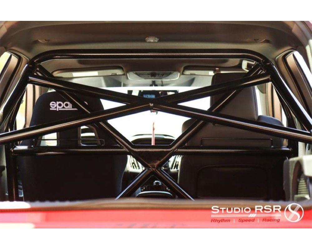 Studio RSR RSR-Ford-Focus Roll Cage|Roll Bar Ford Focus 2015-2020