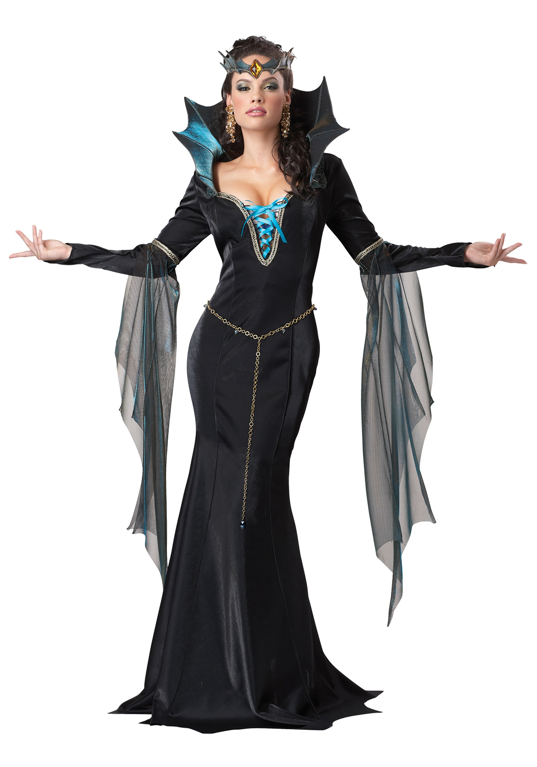 Evil Sorceress Costume For Adults