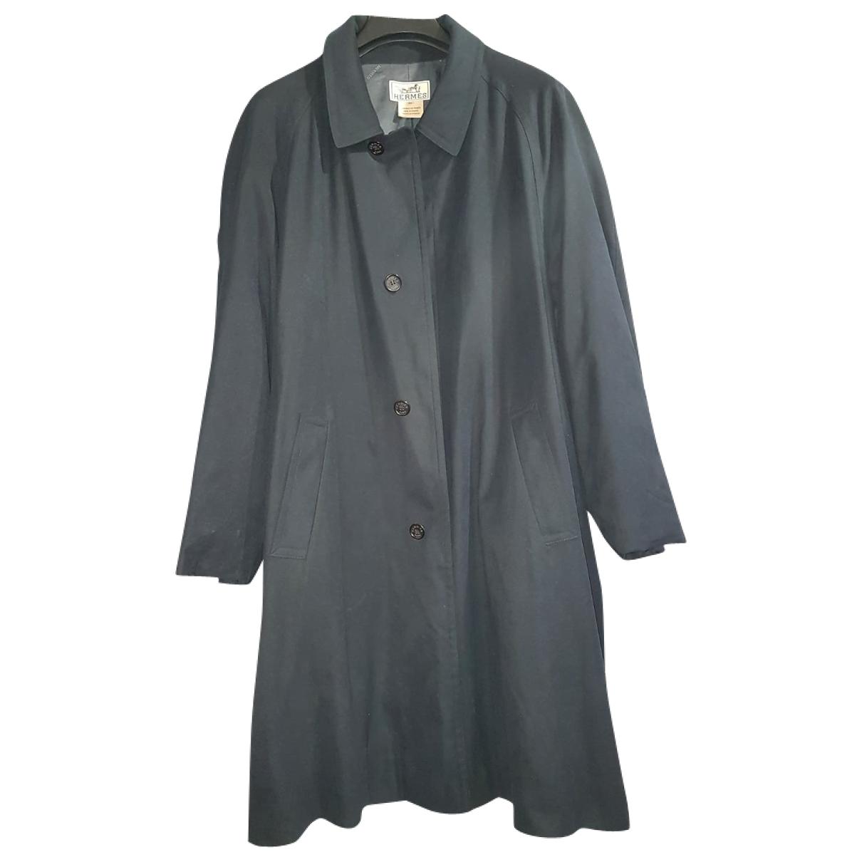 Hermès \N Blue coat  for Men 54 FR
