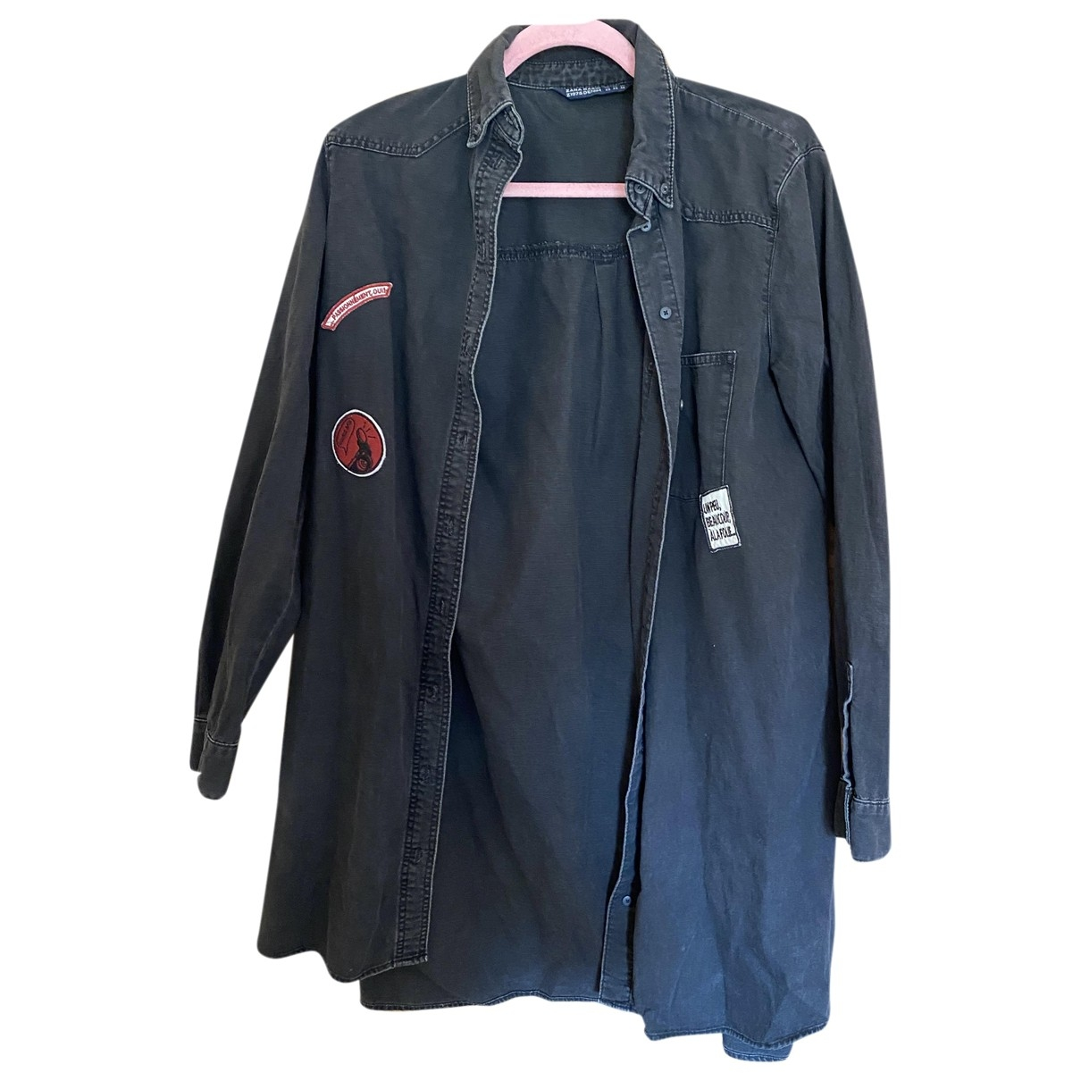 Zara \N Black Denim - Jeans dress for Women XS International