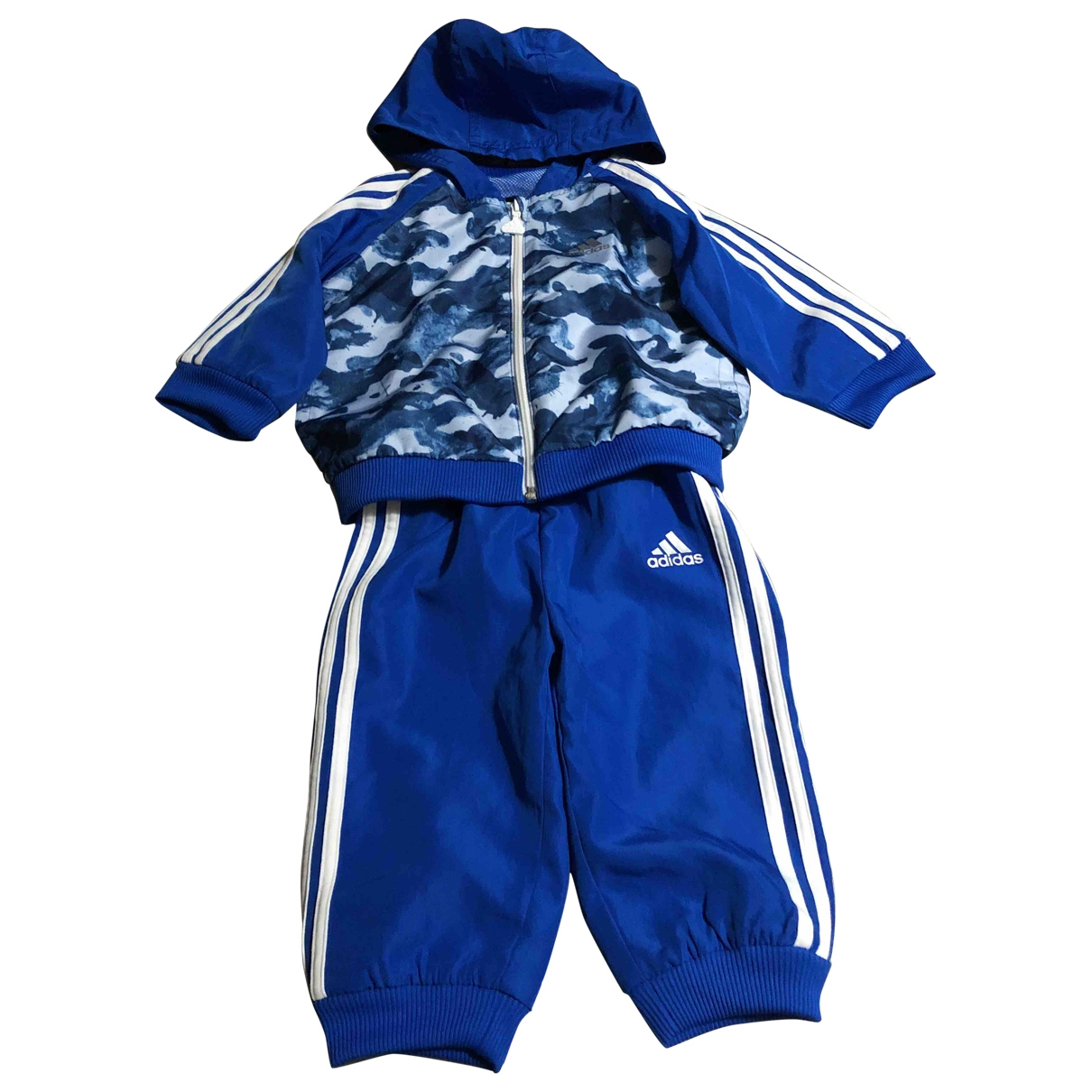Adidas \N Blue Cotton Outfits for Kids 6 months - up to 67cm FR
