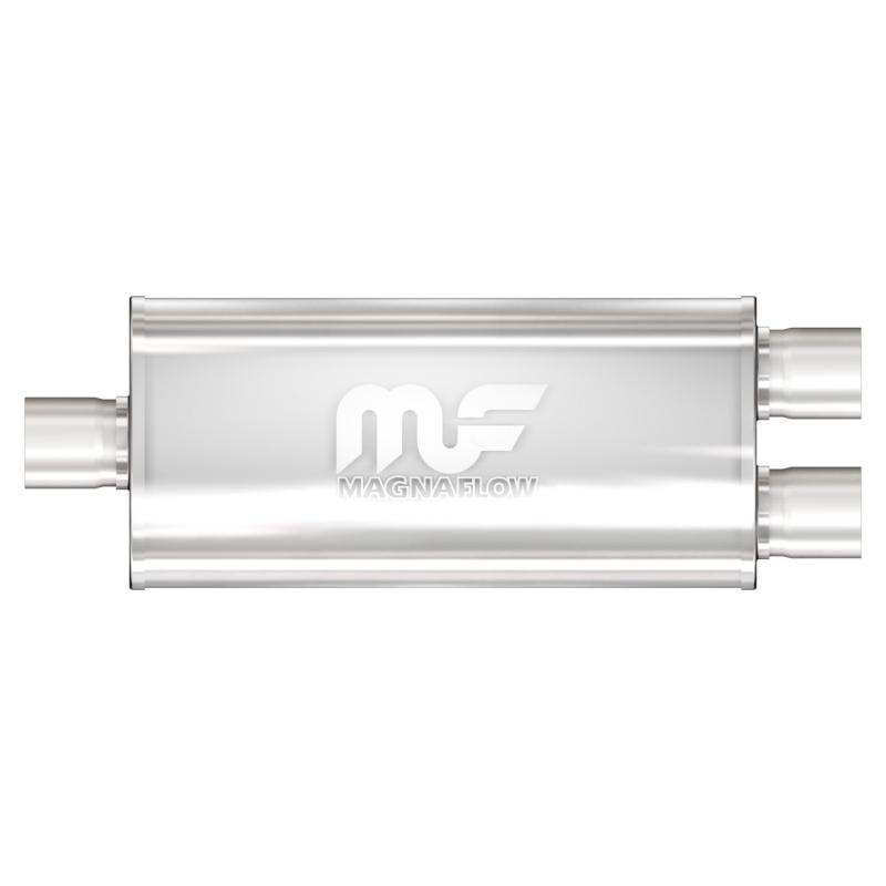 MagnaFlow 12278 Exhaust Products Universal Performance Muffler - 3/2.25