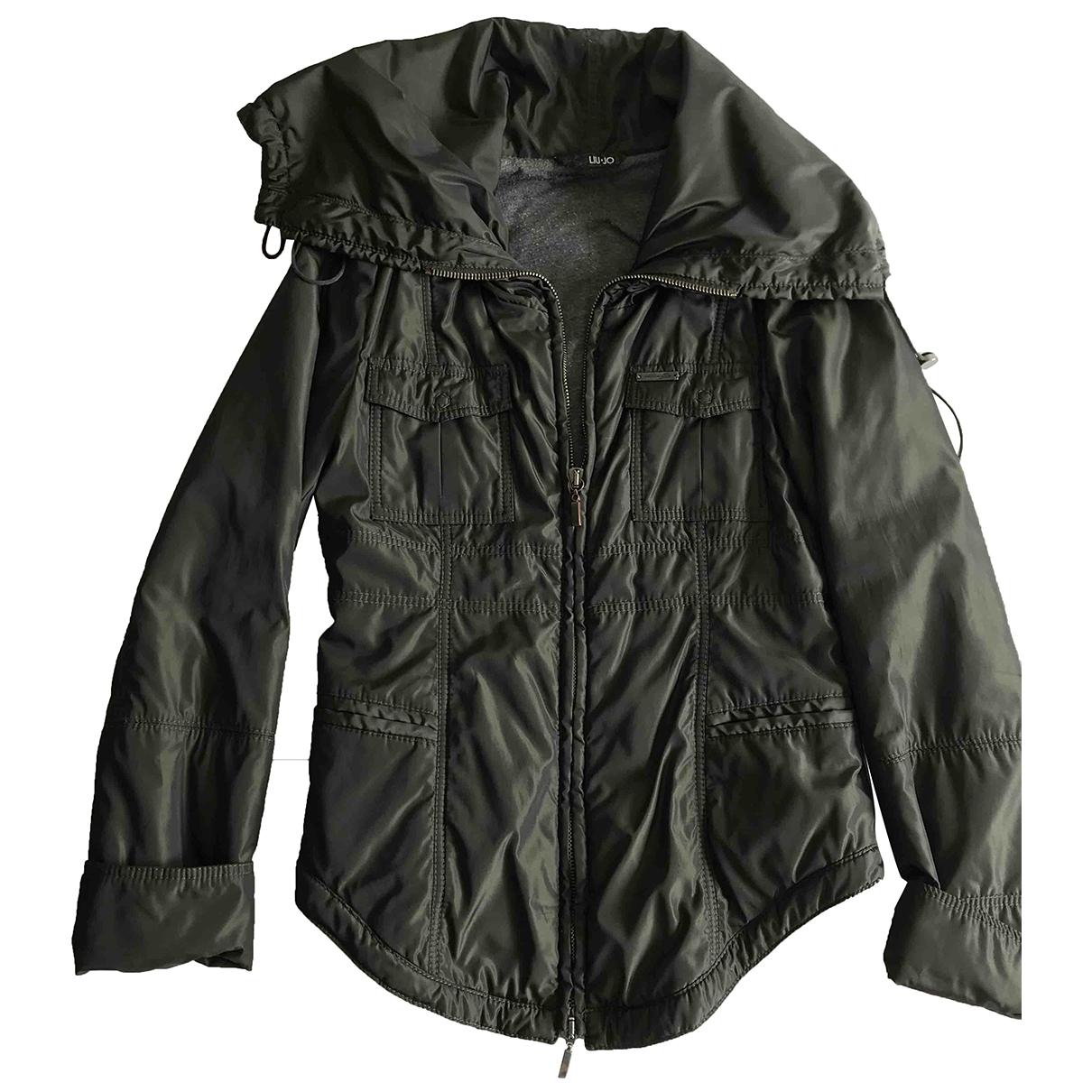 Liu.jo \N Green coat for Women 42 IT