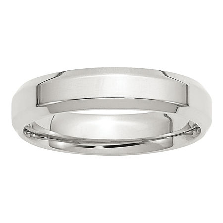 5MM Sterling Silver Wedding Band, 13 , No Color Family