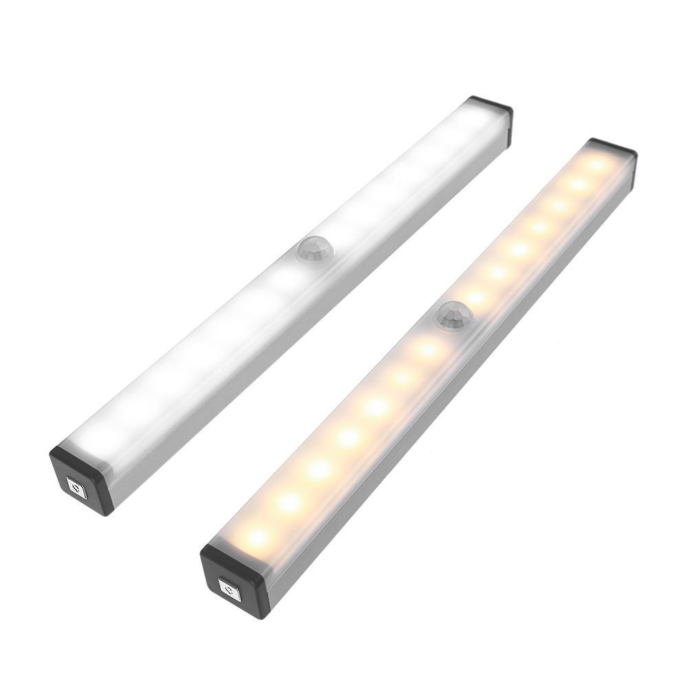 DIGOO DG-GYDD 210mm Portable LED Human Body Induction Light Magnetic Adsorption USB Charging 150lm Night Light