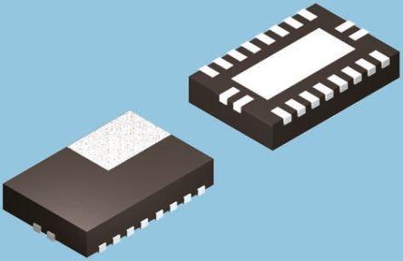 Nexperia 74LVCH245ABQ,115, 1 Bus Transceiver, Bus Transceiver, 8-Bit Non-Inverting LVTTL, 20-Pin DHVQFN (10)