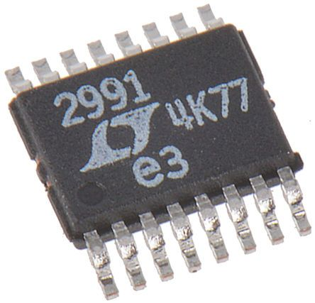 Analog Devices , LT8620EMSE#PBF Step-Down Switching Regulator, 1-Channel 2A Adjustable 16-Pin, MSOP